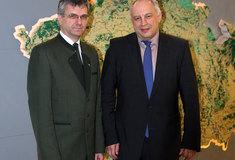 Lesy České republiky aLesy Slovenské republiky se domluvily na vzájemné spolupráci