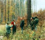 Přehled významných lesních hospodářů