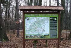 Chřiby mají díky Lesům ČR první trasu pro běžkaře