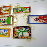 Kolektivní práce Výtvarný atelier TVOR