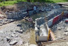 Lesy ČR letos investují do vodohospodářských staveb 200 milionů korun