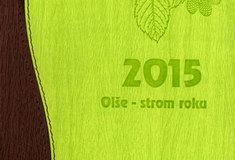 Lesy ČR: Stromem roku 2015 je olše
