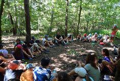 Lesní pedagogika oprázdninách