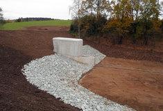 Lesy ČR zvýšily ochranu obce Lukavice na Rychnovsku před povodněmi