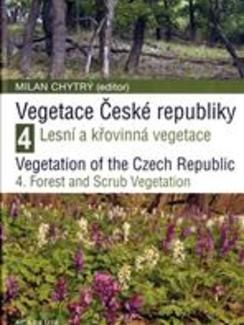 Vegetace České republiky = Vegetation of the Czech Republic: