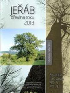 Jeřáb - dřevina roku 2013