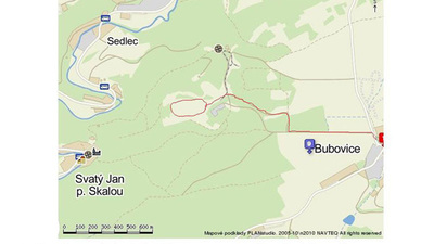 Dendrologická stezka Bubovice