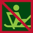 Zákaz jízdy na lyžích do porostu