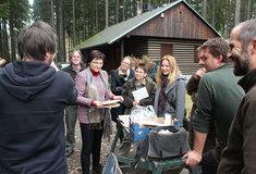 Setkání lesních pedagogů Jihočeského kraje