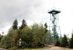 Rozhledna Slovanka vJizerských horách nabízí nové výhledy do půvabného okolí