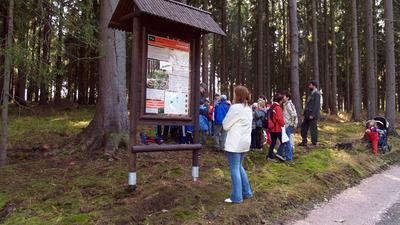 Lesnická naučná stezka UMlejna