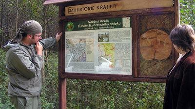 Údolím Skuhrovského potoka