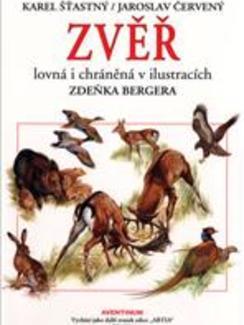 Zvěř lovná ichráněná vilustracích Zdeňka Bergera