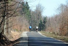 Cyklisté na Liberecku vítáni: Lesy ČR dokončily první etapu cyklostezky svaté Zdislavy
