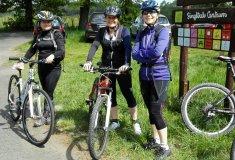 Singltrek pod Smrkem dosud vyzkoušelo více než 300 tisíc cyklistů ipěších