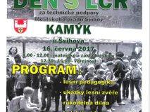Zveme na Den s Lesy ČR, a to 16. června do Kamýku u Švihova v Plzeňském kraji