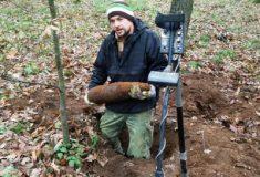 V Bořím lese pyrotechnici stále nacházejí nevybuchlou munici igranáty
