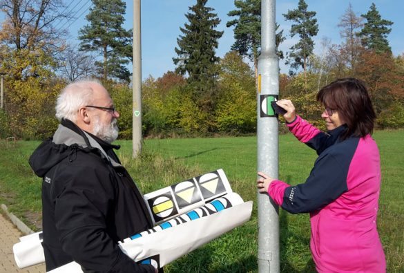 Stezky Nordic walking Nízký Jeseník