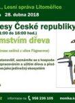 Den s Lesy České republiky – Za tajemstvím dřeva