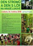 Den Stromů a Den s LČR na hradě Lukově