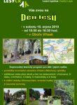 Den lesů v Oboře Vřísek