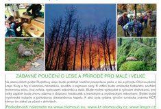 """Oslavy lesa na Flóře aneb """"Lesy vOlomouckém kraji jsou lesy pro lidi"""""""