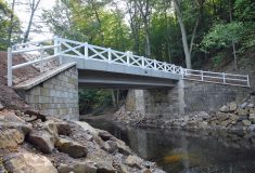 Bílý most u Ratibořic je po rekonstrukci
