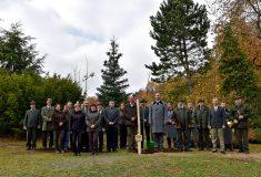 Lesnický park Křivoklátsko uctil stoleté výročí vzniku Československa výsadbou lip
