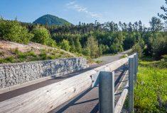 V letošní soutěži Stavba Libereckého kraje uspěla cyklostezka Lesů ČR