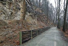 Lesní cesta z České Skalice do Ratibořic je bezpečná