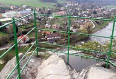 Velikonoční výlet: Vyhlídka Belveder na Malé Skále je opět bezpečně přístupná