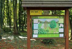 Při ohlášení nenadálé události v lese slouží BODY ZÁCHRANY