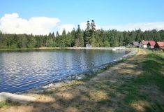 Zrekonstruovaný Lovětínský rybník na Chrudimsku zadrží i stoletou vodu