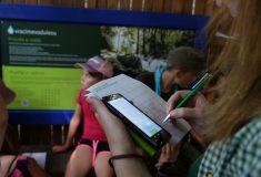 Nový trend v lesní pedagogice: Šifrovací hra #vracímevodulesu pro celou rodinu