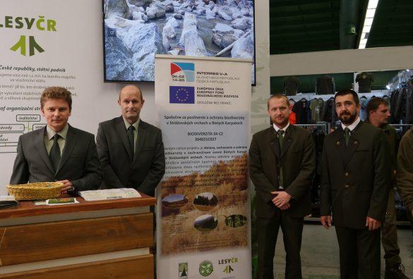 """Přeshraniční projekt """"Spoločne za posilnenie a ochranu biodiverzity v Strážovských vrchoch a Bielych Karpatoch""""se blíží ke svému závěru"""