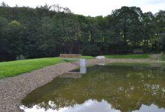Vodní nádrže obnovují Lesy České republiky také v Moravskoslezském kraji