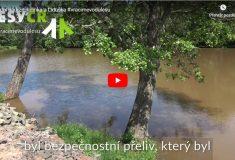 Rekonstrukce vodních nádrží Julinka a Liduška