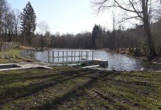 Lesy ČR zrekonstruovaly tři rybníky v Českém ráji