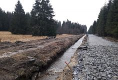 Oprava Schwarzenberského plavebního kanálu pokračuje