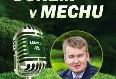 Poslechněte si podcast o Soutoku sPatrikem Mlynářem, náměstkem ministra zemědělství pro lesnictví
