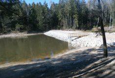 Otužujte se v přírodě – třeba v obnovených Babických rybnících